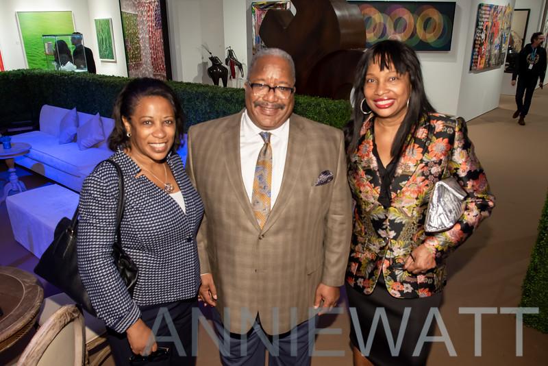 AWA_2361 Lorna James, Mayor Keith James, Janice Savin Williams