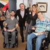 AWA_2737 Matt Valente, Nick Korniloff, Pamela Cohen, Andrew Goodyear