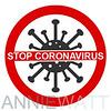 Stop Coronavirus icon