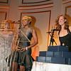 3_Congresswoman Carolyn B  Maloney, Mary J  Blige, Lisa Hathaway Stella-