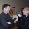 Christopher Sieber interviewed by ____