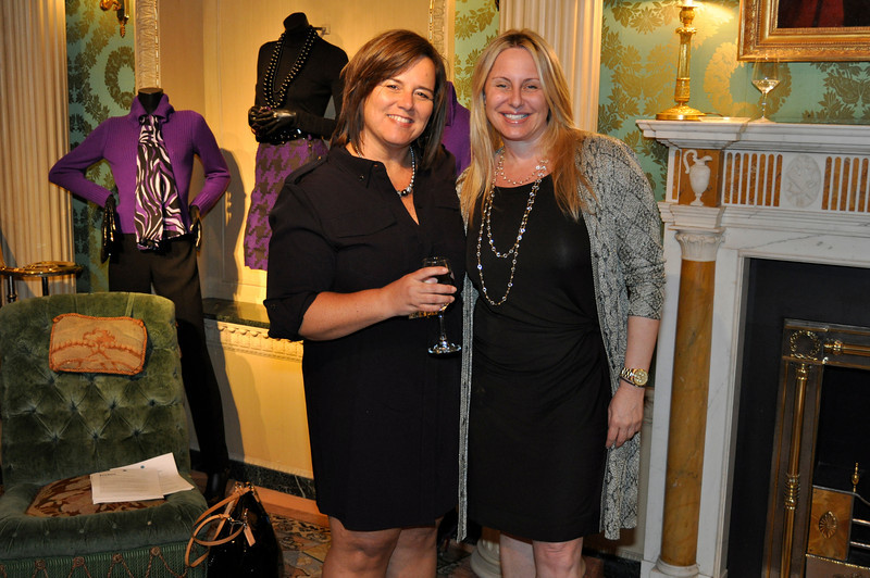 01-- Sheila Romming, Pres and CEO of Womenin the Boardroom, Leena Gurevich
