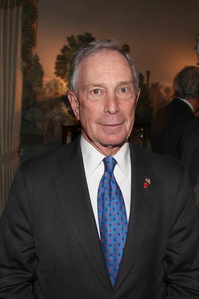 0_Mayor Michael Bloomberg
