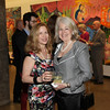 IMG_2436-Marjorie Weiss Martay, co-chair Susan Ball