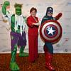 DSC_9575-The Incredible Hulk, Roberta Reardon, Captain America