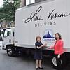 LV_05--Lillian Vernon, Beth Shapiro, executive director of Citymeals-on-Wheels