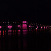 _566-The middle bridge to Palm Beach was turned pink Friday night to commemorate the 30th anniversary of Susan G  Komen South Florida Race for the Cure