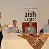 _DSC5576-Rabbi Shiff, Lawrence Leibowitz, Seth Merrin, Zeev Klein