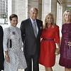 _DSC5738-Valerie Steele, Alexandra Lebenthal, Oscar de la Renta, Eleanora Kennedy, Liz Peek