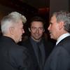 DSC_2254-David Lynch, Hugh Jackman, Bob Roth, Executive Director of the David Lynch