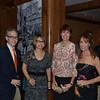 DSC_2137-Dr Jedd Wolchok, Karen Popkin, Dr Jill O'Donnell-Tolmey, Linda Cohen Wassong