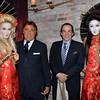 DSC_9021- Arnie Rosenshein Heart Survivor, R Couri Hay and Geisha girls