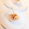 Asiate Restaurant, Foie gras fondue