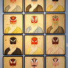 201_5672-Masks, -Samuel Herrup Antiques