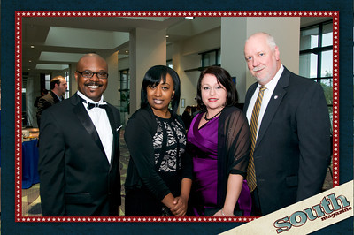 Chamaine Bynum, Tracy Boles, Kaisa White, Steve Shealy