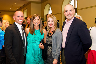 Tim & Ashlyn Tebeau, Kristin & Lonnie Pate