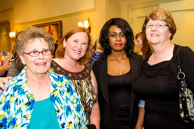 Alice Batema, Brenda Smith, Aishah Storey, Susan Storey