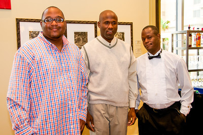 B.J. Clark, Kevin Horton, William Greene