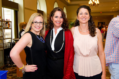 Randi Hempel, Stacey Blouin, Heather Bink