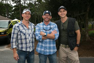 Josh Keller, Dave Scroggs, Michael Brooks