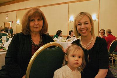 Brenda Sutton, Wendy Sutton, Ruth Anne Sutton