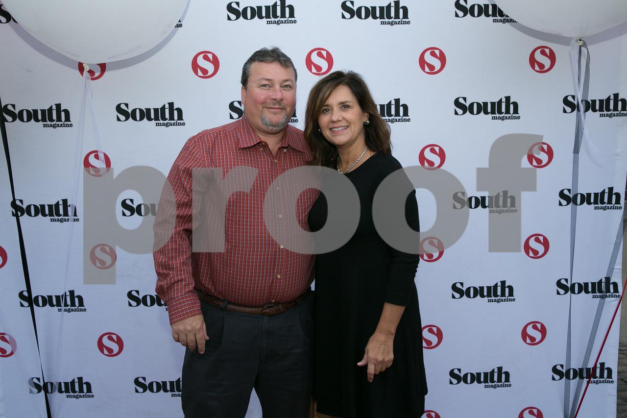 Doug Rains, Linda Pugh
