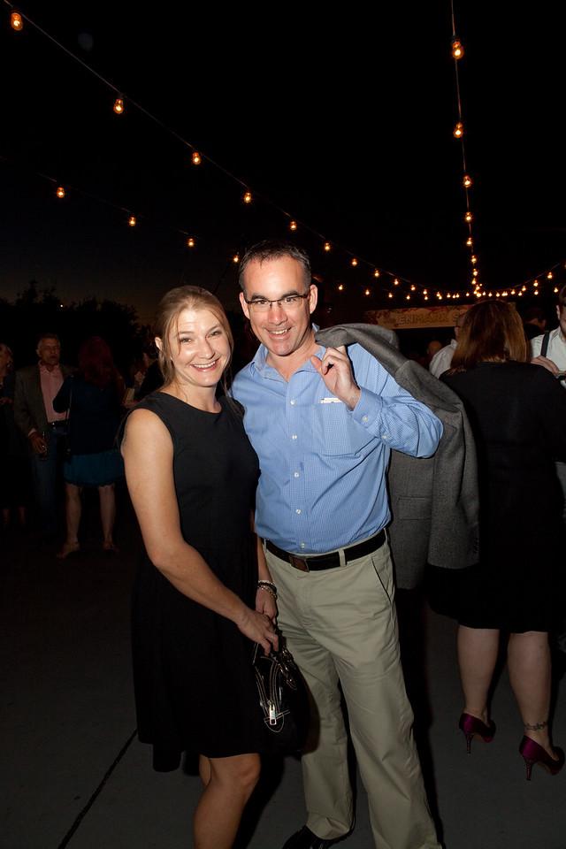 Sara Schwartz & Frank Dunne