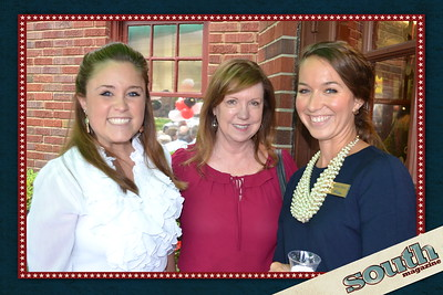 Erin La Haise, Susan Smith, Stephanie Boaen (Chamber of Commerce)