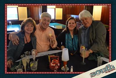 Gloria and Gary Steigerwald, Jettie and Darrell Hearne