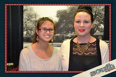 Luz Valdes and Katie Hardgrove