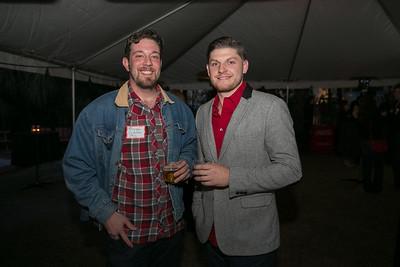 Brandon Walters, Ryan Hall