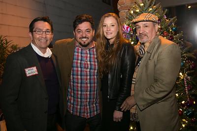 Craig Landolt, Mr. & Mrs. Leoci, Scott West