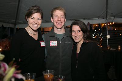 Rebecca Marshburn, Brad Harrison, Karman Duchon