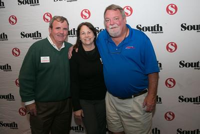 Kevin Sheehan, Andria Dent, Mike Douglas | AMBUCS