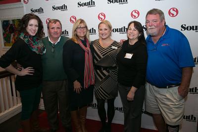 Morgan McMurray Bartman, Kevin Sheehan, Julie McCoy, Wendy Williby, Andria Dent, Mike Douglas