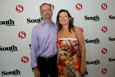 Kevin Wilkinson, Lisa Santangelo