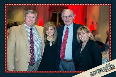 Frank Baylor, Marjorie Young, John & Lori Collins