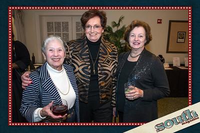 Sue Jessup, Verna Emyeart, Jean Holland