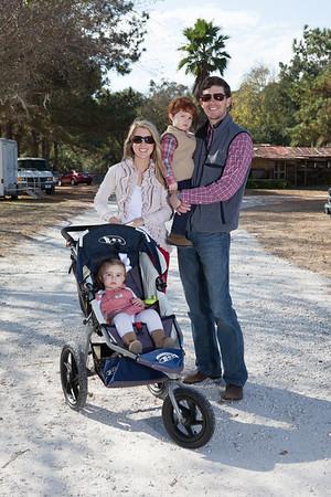 Emma, Jenn, Hudson and Matt Mobley