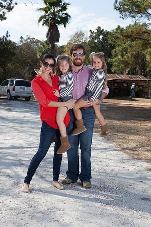 Lyla, Emmy, Mark and Harper Wilcox