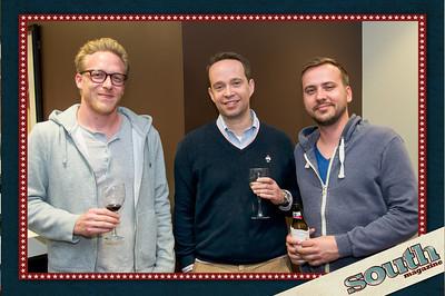 Sebastian Brenner, Tony White, Michael Lehmensiek