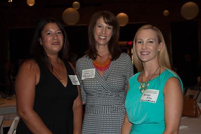 Amy Brock, Suzanne Kirk, Melinda Allen