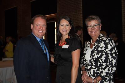 Greg Lard, Sarah Westberry, Kaye Dowell