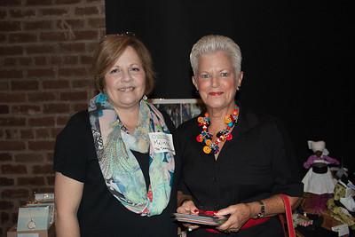 Melissa Schneider, Barbara Ruddy