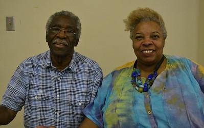 Herman L. Riley and Diana Harvey Johnson