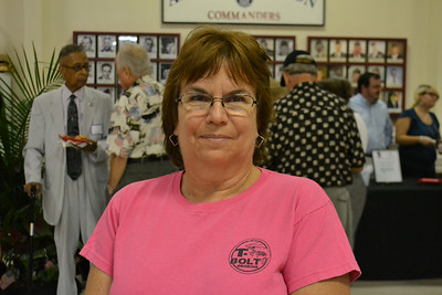Anna Maria Thomas, former mayor of Thunderbolt