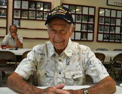 Al Quante, WWII veteran
