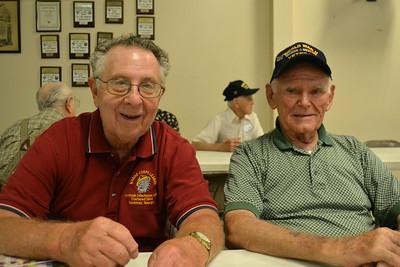 Ron Lauretti and Stuart Able