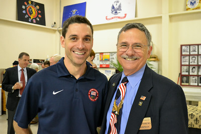 Doug II and Doug Andrews