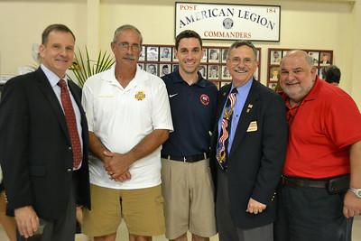 Pete Hoffman, Jack Grumet, Doug II and Doug Andrews, Paul Ganem